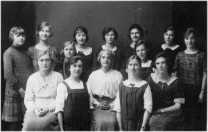 1925 C girls