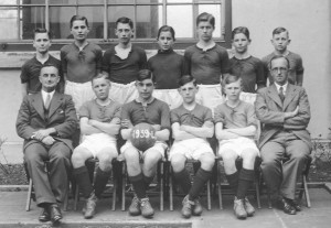 1940 Football team