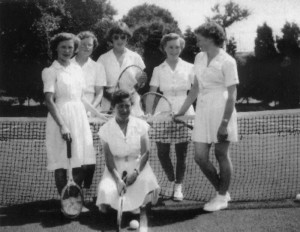 1952 Tennis