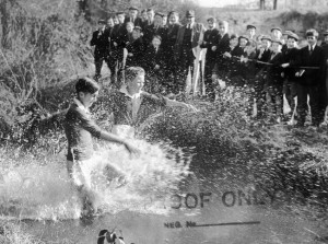 1954 water jump