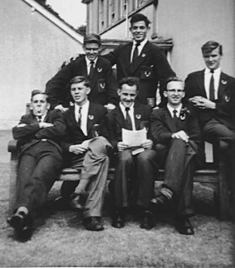 1958 prefects