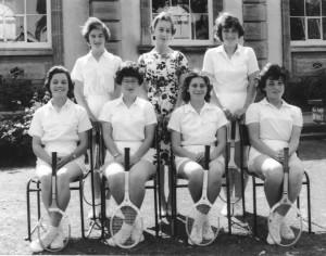 1961 Tennis