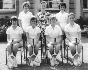 1961 poss Tennis