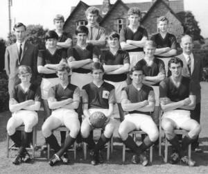 1965 FootballTeam