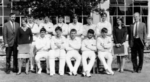 1967 Cricket