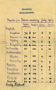 Lippiatt report July 1907