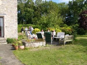 1965ers in Bruce's Garden