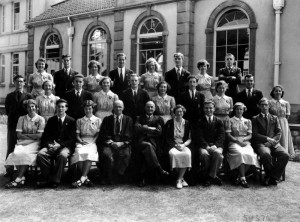 1951 - 52 Prefects