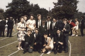 1961 Sports Day