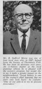 Stafford Morse 1968