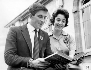 Two prefects 1964/65